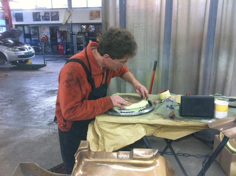 20111205 1977 cadillac eldorado biarritz body work process 53
