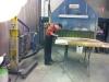 20111205 1977 cadillac eldorado biarritz body work process 12
