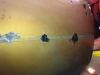 20111205 1977 cadillac eldorado biarritz body work process 36