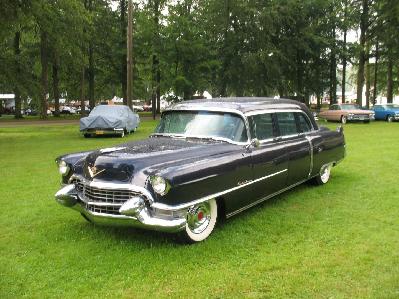 1955 Limousine Oldtimer wereld.JPG