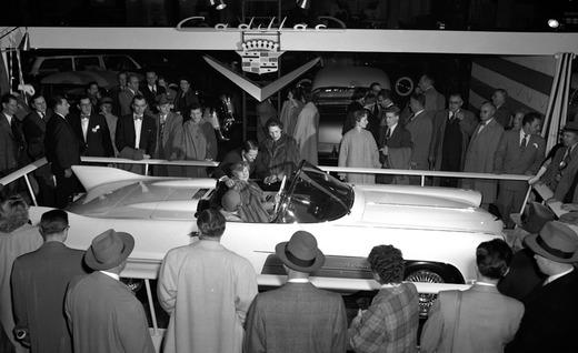 1954 Cadillac La Espada Experimental Show Car