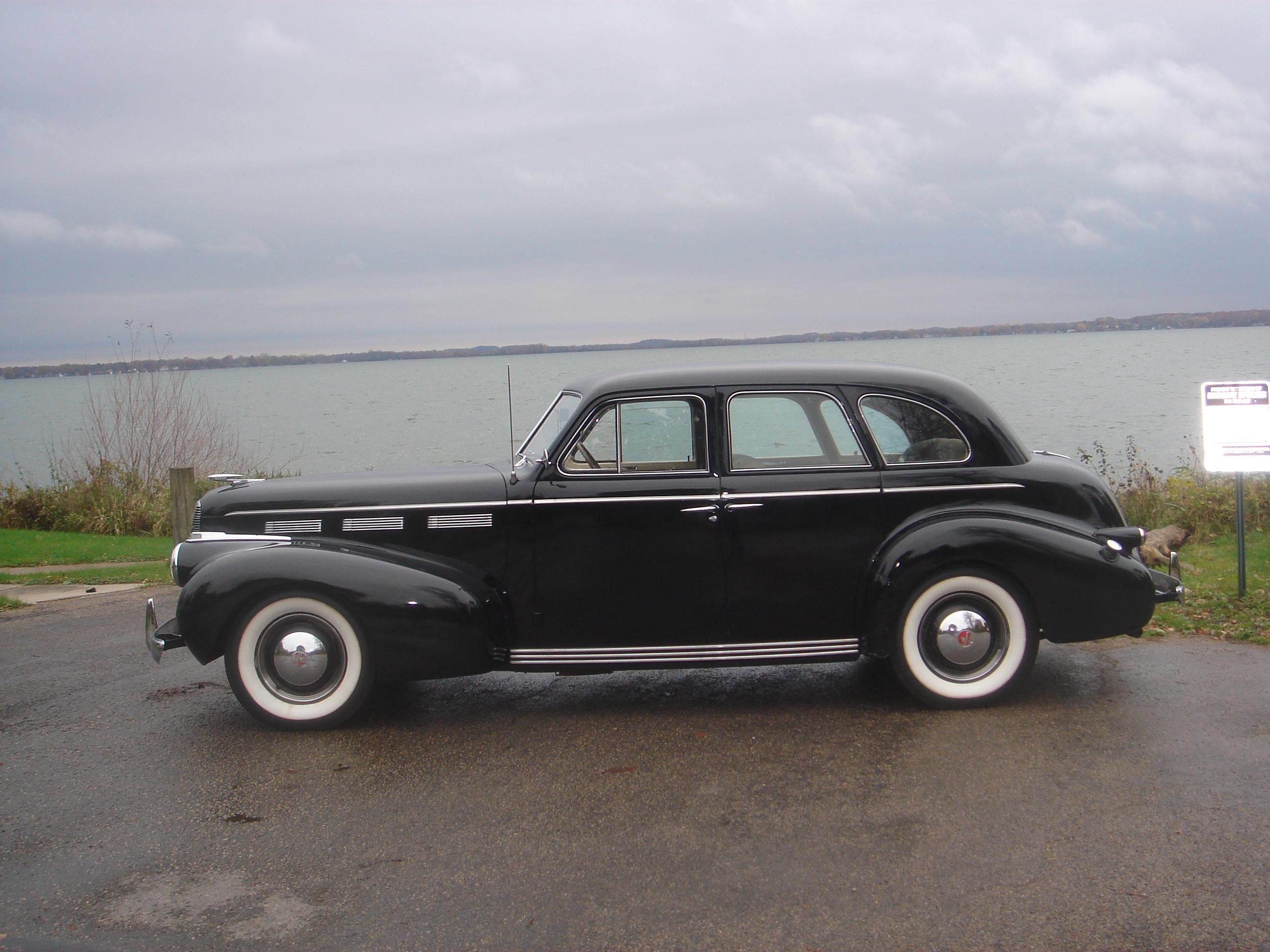 1939 LaSalle Winfred de Gooijer.JPG
