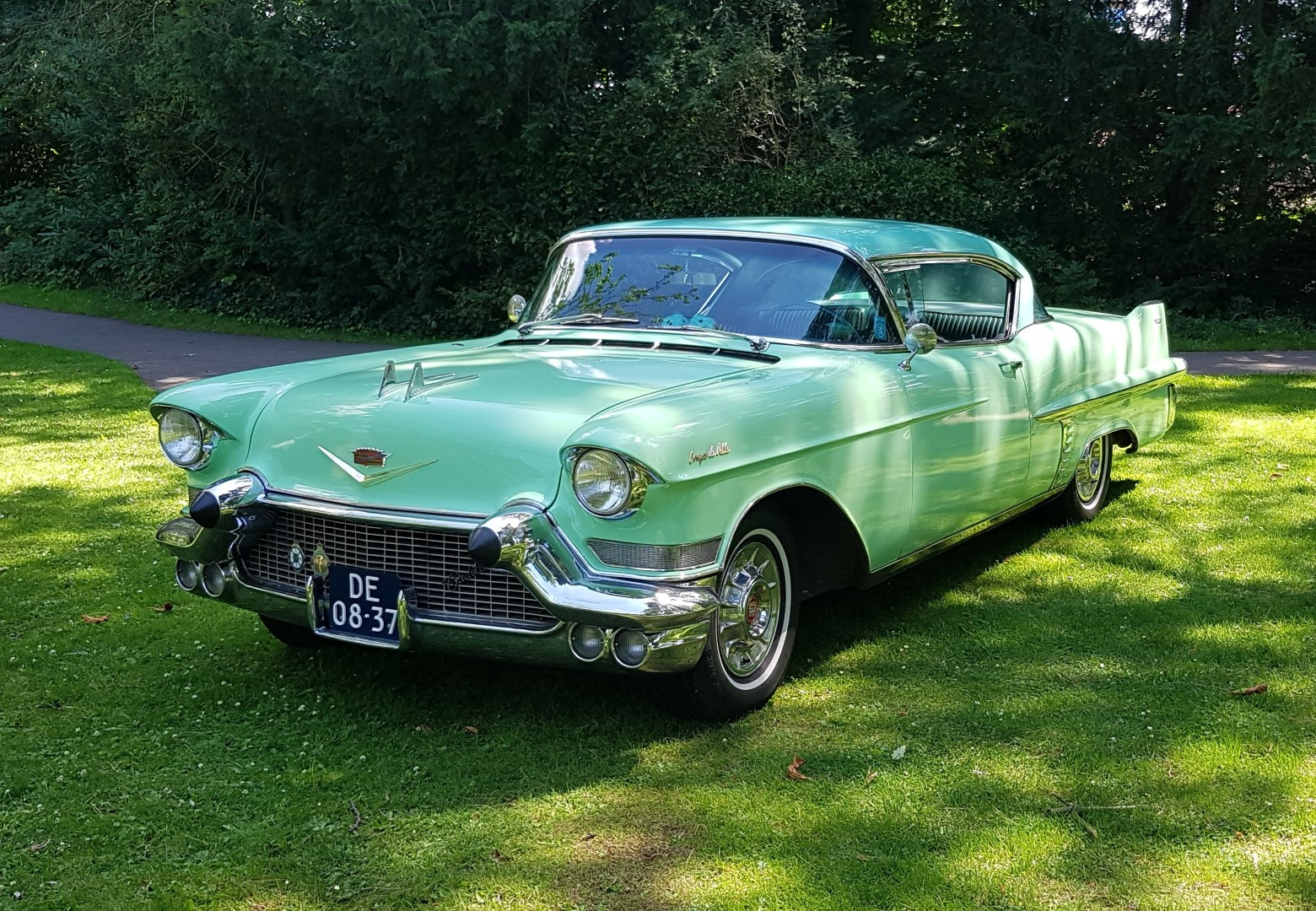 1957 Coupe  Ton Christiaanse.jpg