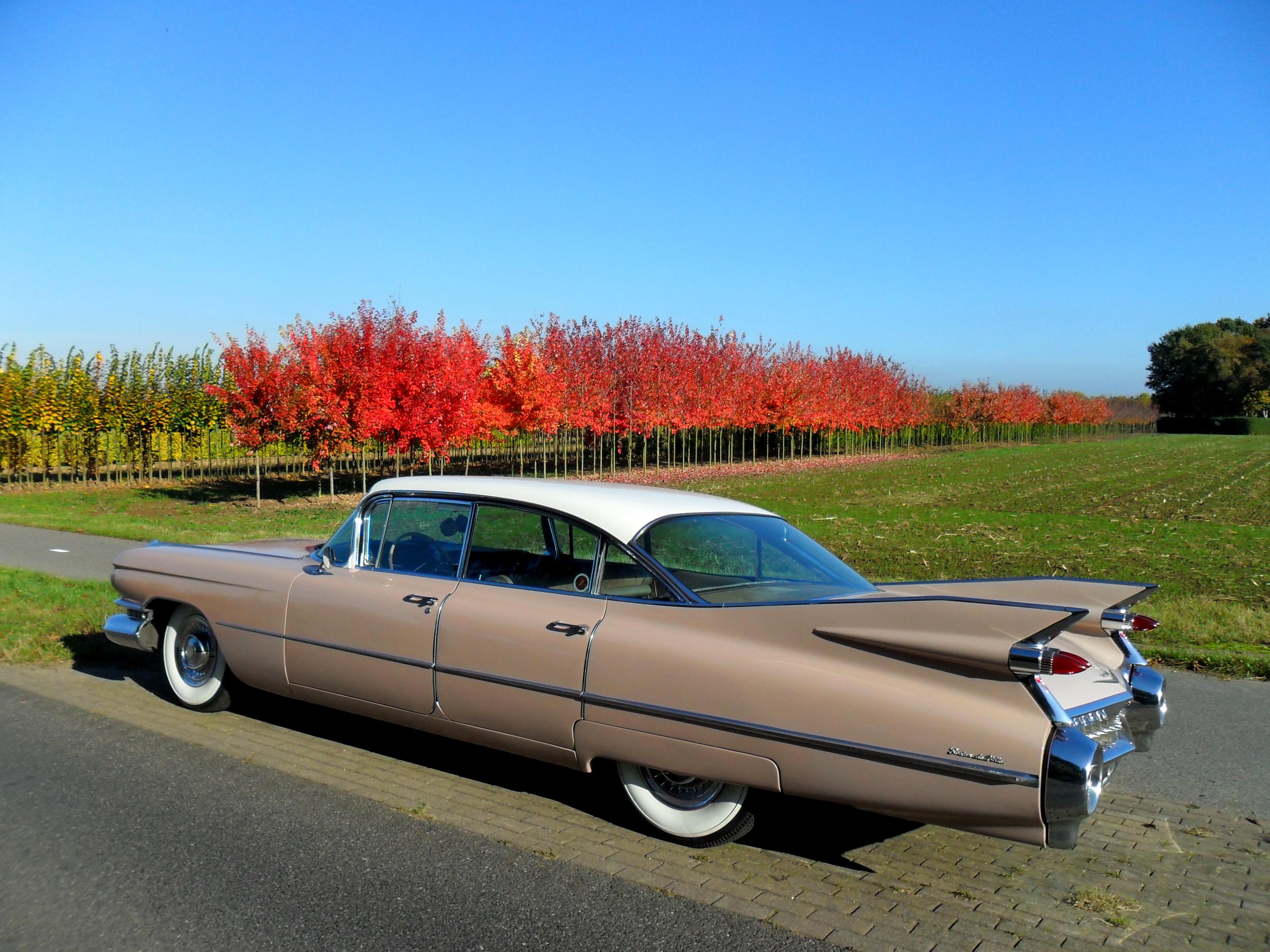 1959 Sedan de Vill Jos Heemels