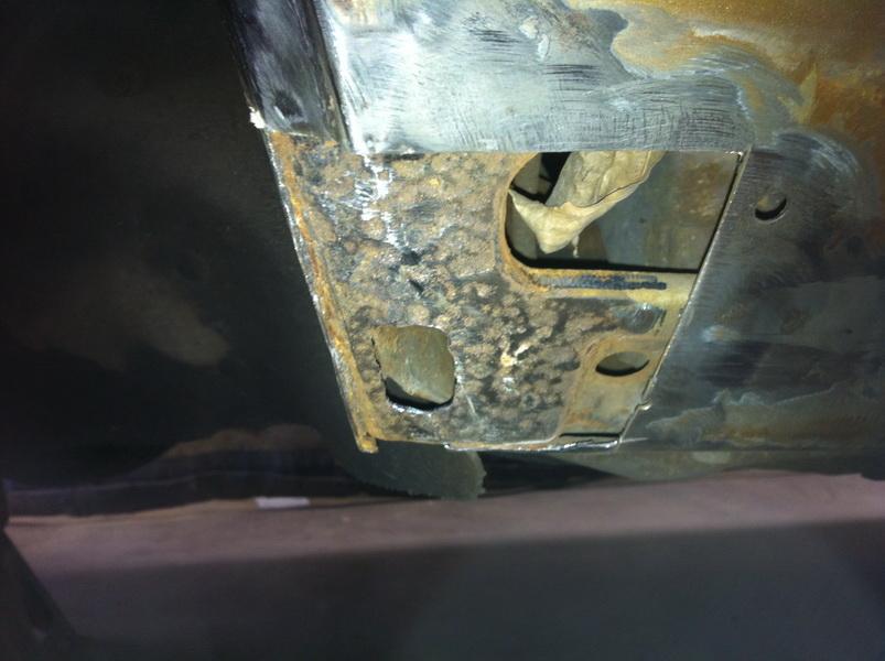 20111205 1977 cadillac eldorado biarritz body work process 41