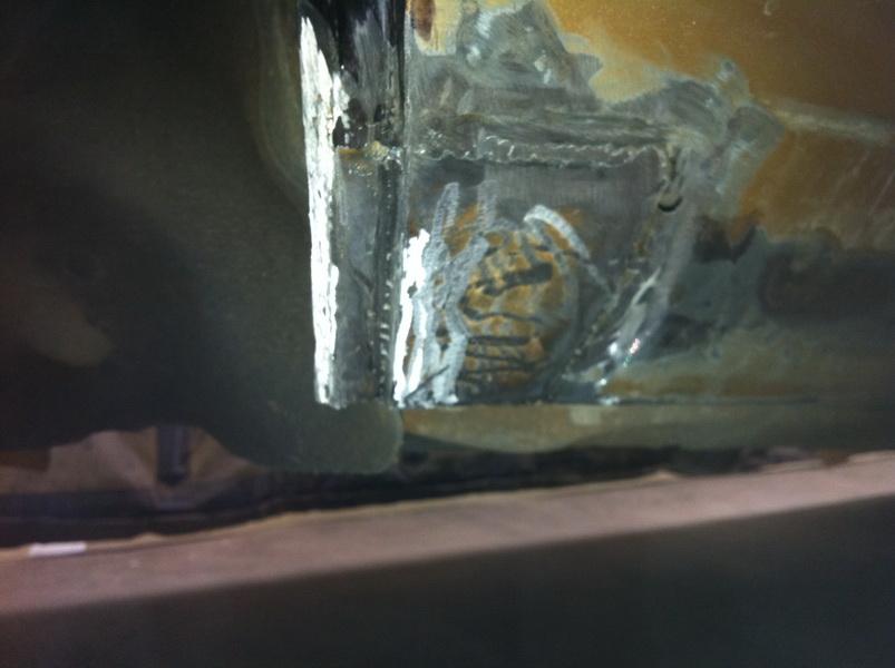 20111205 1977 cadillac eldorado biarritz body work process 44