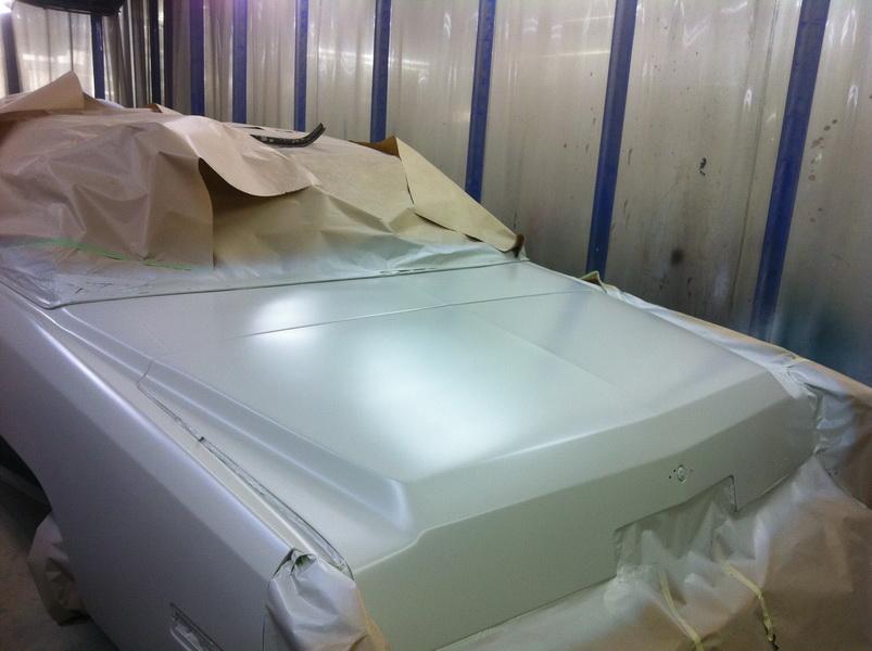 20111205 1977 cadillac eldorado biarritz body work process 49
