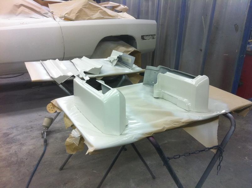 20111205 1977 cadillac eldorado biarritz body work process 56