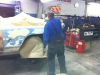 20111205 1977 cadillac eldorado biarritz body work process 14